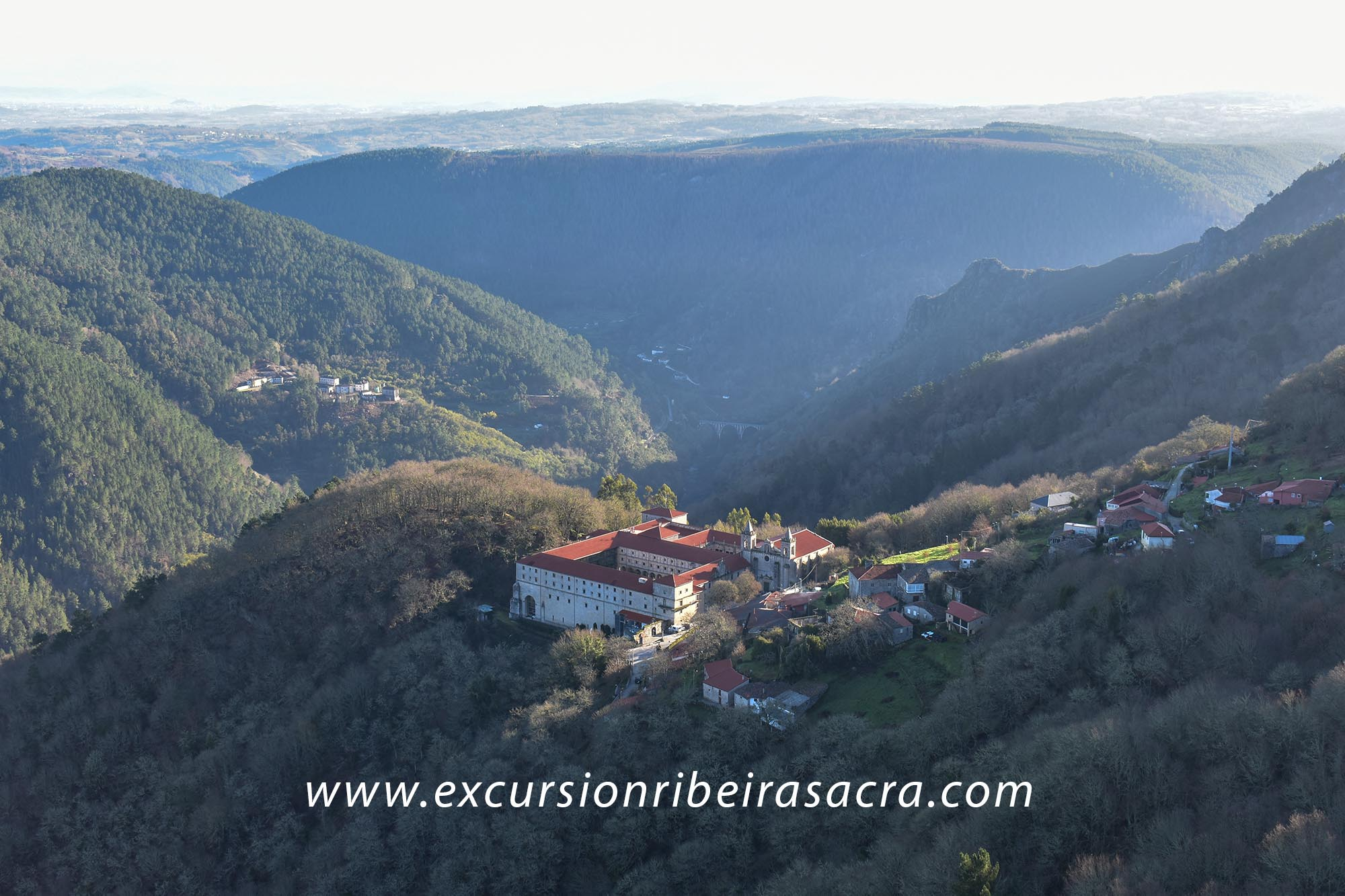 Regular Tours to Ribeira Sacra