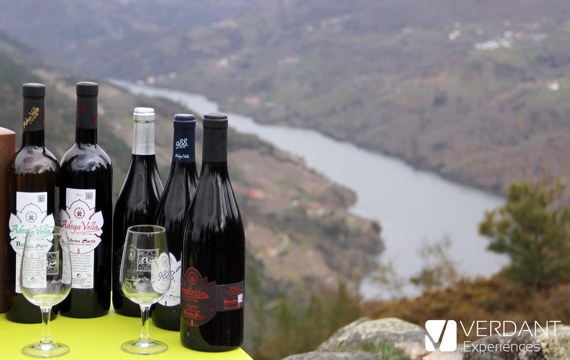 Wineries from Ribeira Sacra: Adega Vella