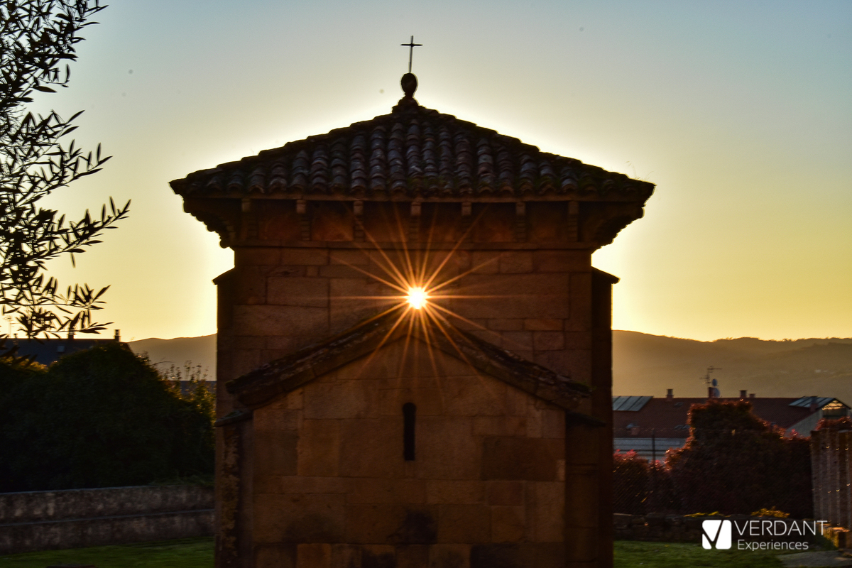 Astronomical phenomena in Galicia: Equinoxes in the Chapel of San Miguel de Celanova