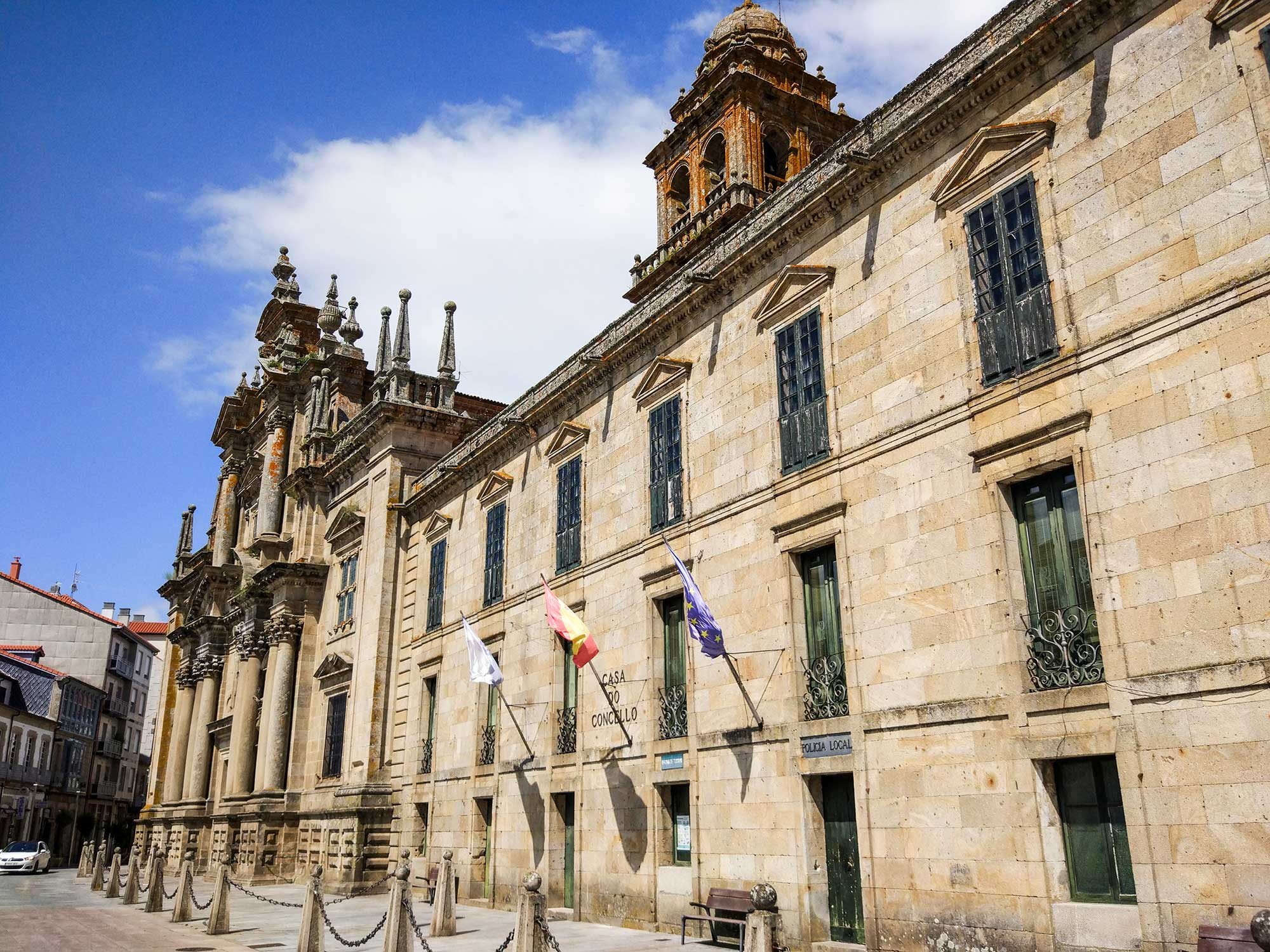What Is Included In The Ourense South Tour