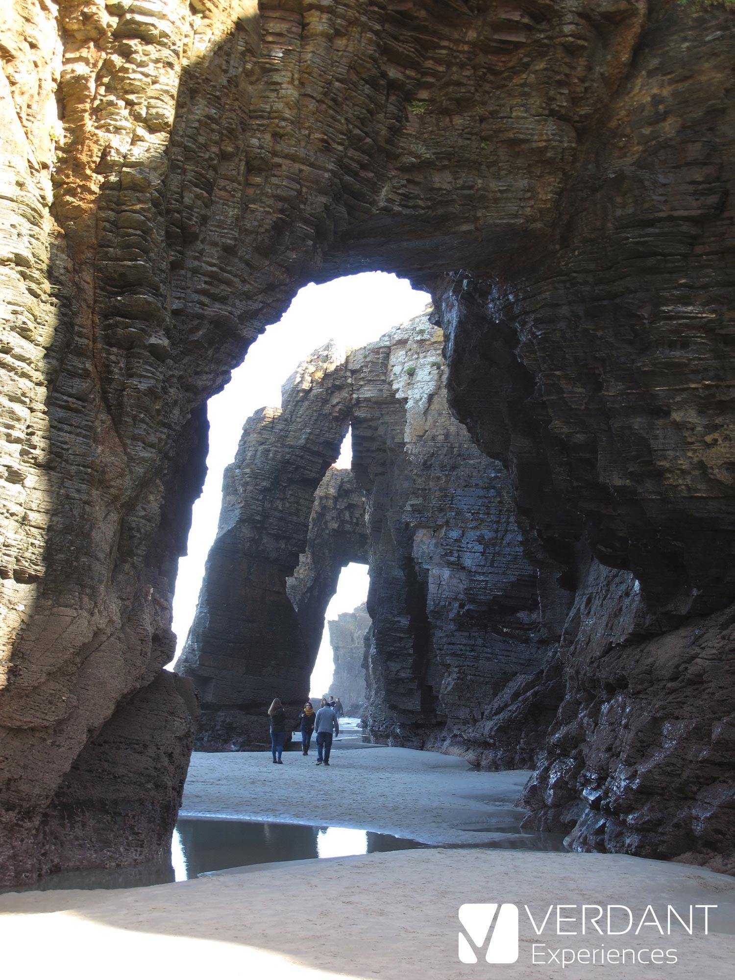 playa de las catedrales xunta de galicia
