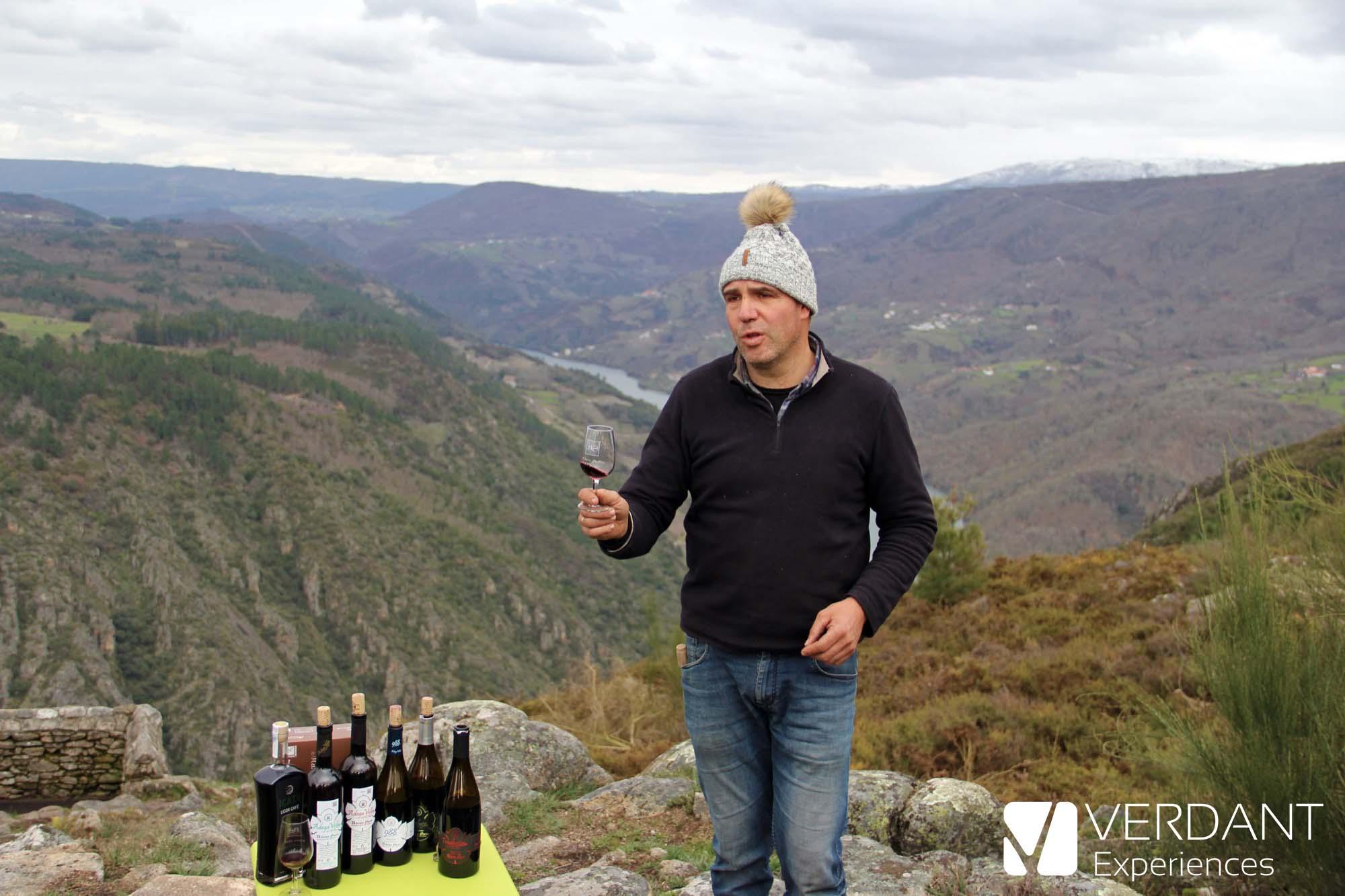 Bodegas De La Ribeira Sacra Adega Vella Blog Verdant Experiences