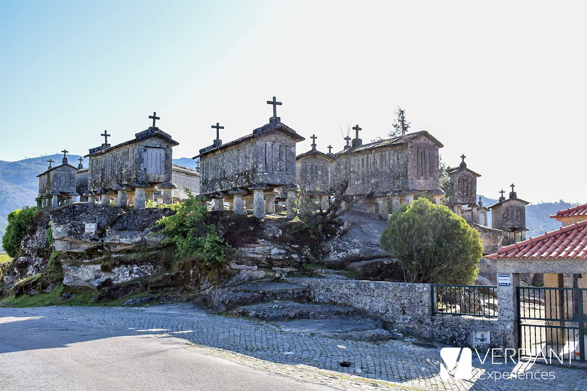 Horreos (granaries) Soajo
